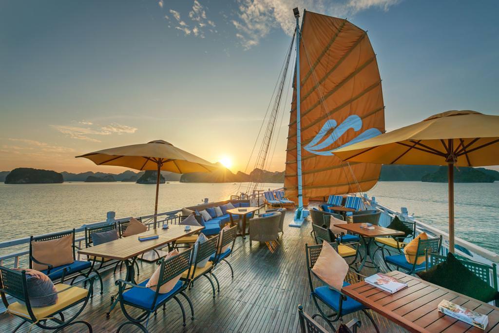 Du thuyền Paradise 1