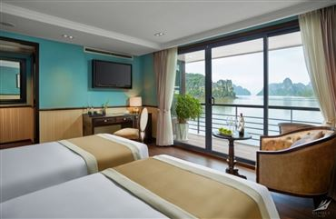 Phòng Oasis Suite