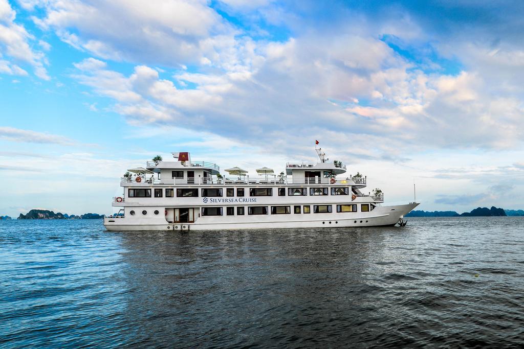 du thuyền Silversea 2
