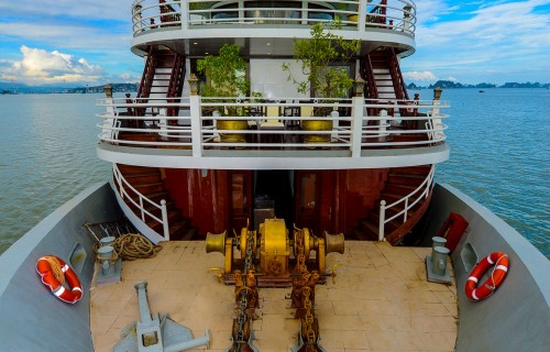 du thuyền Silversea 42