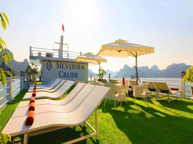 du thuyền Silversea 49
