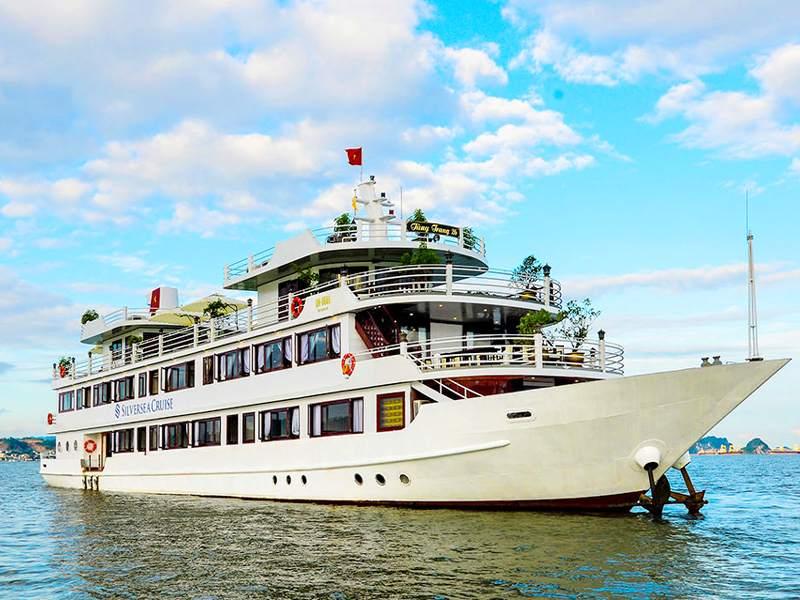 du thuyền Silversea