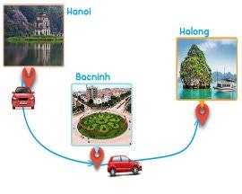 Hà Nội đi Hạ Long bao nhiêu km?