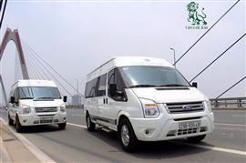 Top xe Limousine Hà Nội - Hạ Long