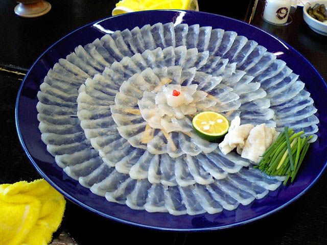 Cá nóc Fugu
