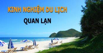 Kinh nghiệm du lịch đảo Quan Lạn | Update mới nhất T10/2018