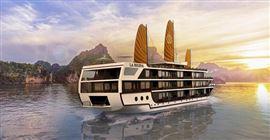 Top 5 du thuyền 5 sao Hạ Long hấp dẫn nhất