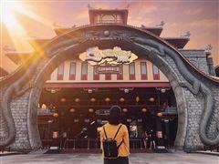 Công viên Dragon Park có những trò chơi gì?