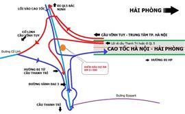 Hướng dẫn đi cao tốc Hà Nội Hải Phòng || Biểu phí cao tốc HN-HP 2019