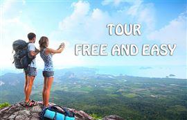 Du lịch free and easy là gì?